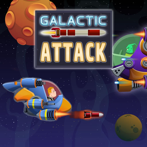 free online Galactic Attack