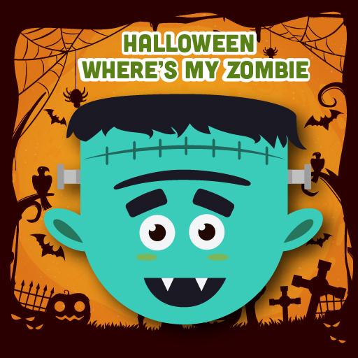 Halloween Where Is My Zombie