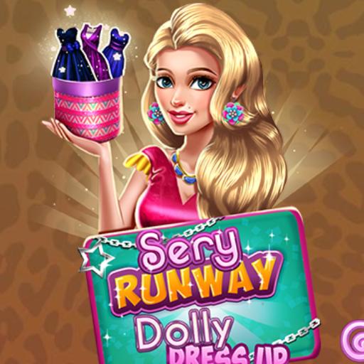 Sery Runway Dolly Dress Up H5