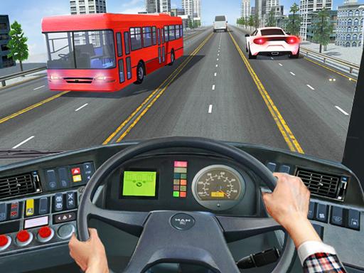 Intercity Bus Driver 3D