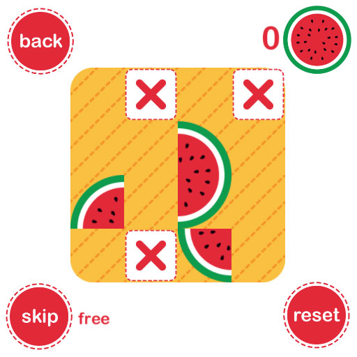Watermelon : Unlimited Puzzle