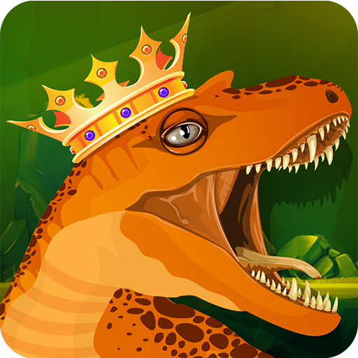 free online The Dino King