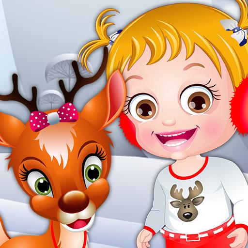 free online Baby Hazel Reindeer Surprise