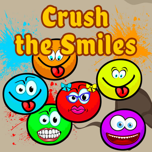 free online Crush the Smiles