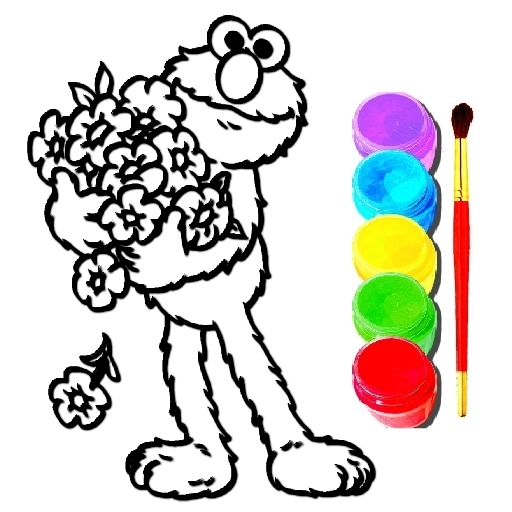 free online Boy Doll Coloring Book