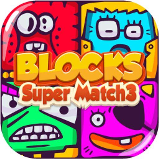 Blocks Super Match3
