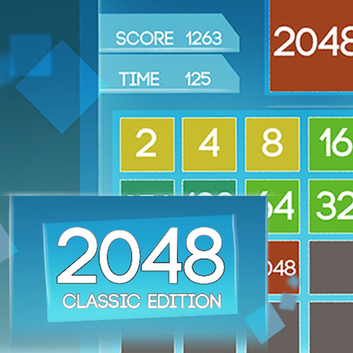 free online 2048 Classic Edition