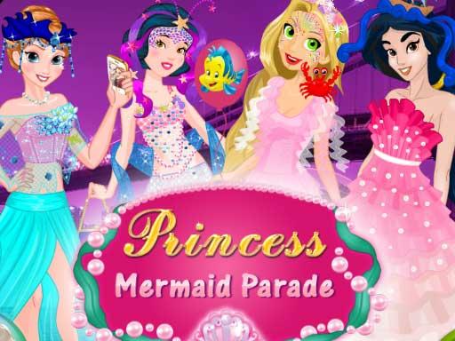 Princess Mermaid Parade
