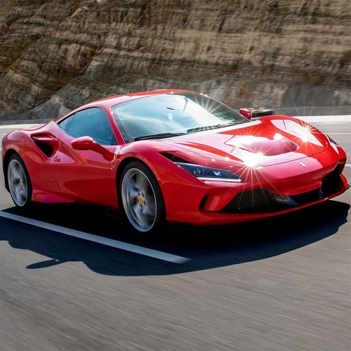 Ferrari F8 Tributo Puzzle