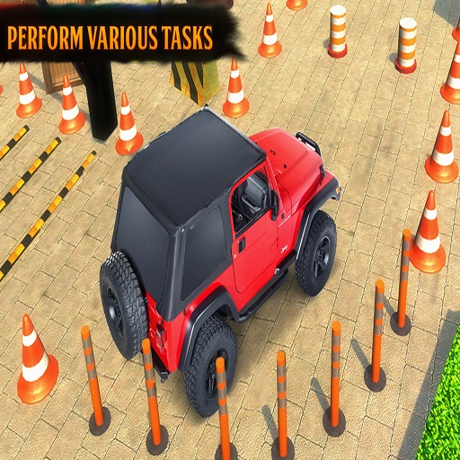 free online City SUV Parking Master Simulator Parking Mania