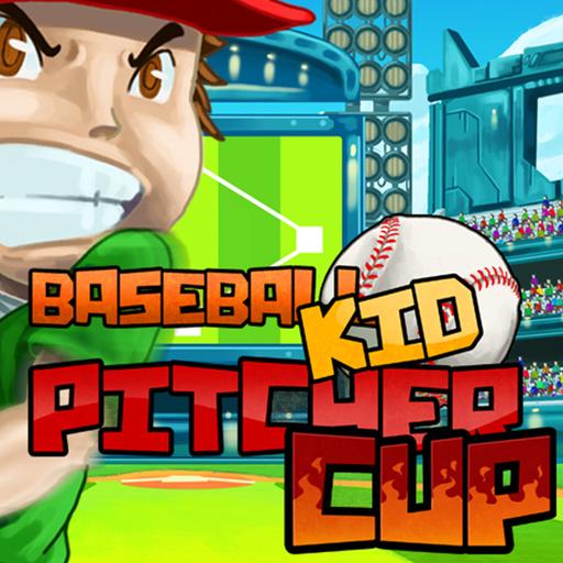 Baseball kid Pitcher cup