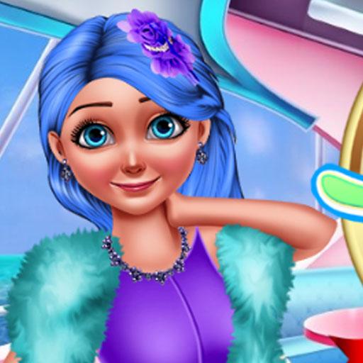 Princess Holiday Party