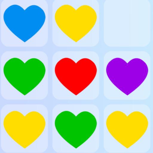 free online Valentines Puzzle