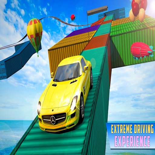 Impossible Stunt Car Tracks Game 3D