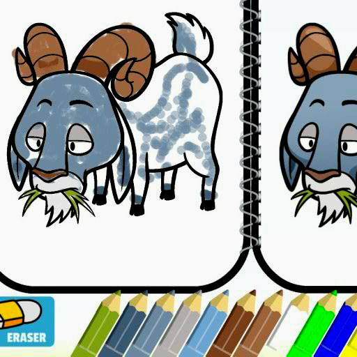 Dino Coloring Deluxe