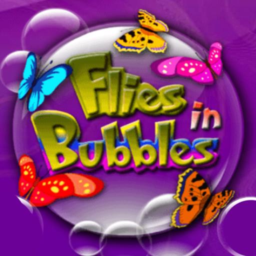 Flies In Bubbles