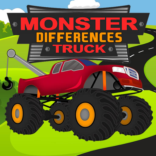 free online Monster Truck Differences