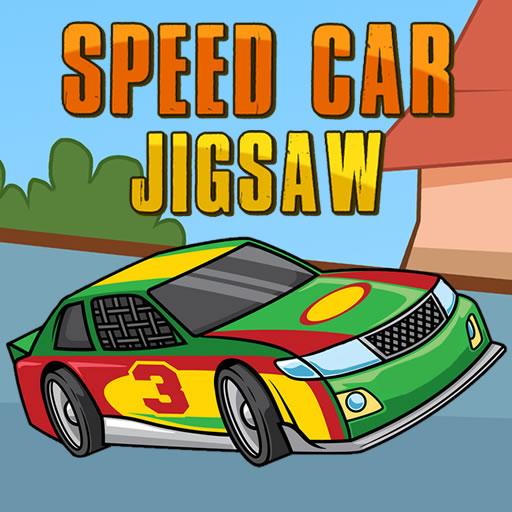 Speed Cars Jigsaw