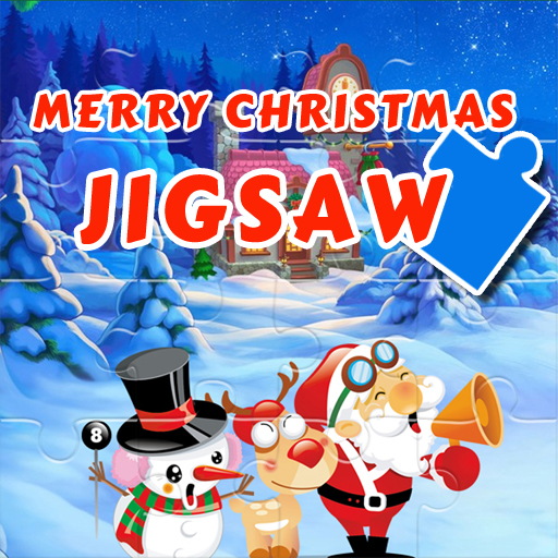 free online Merry Christmas Puzzle