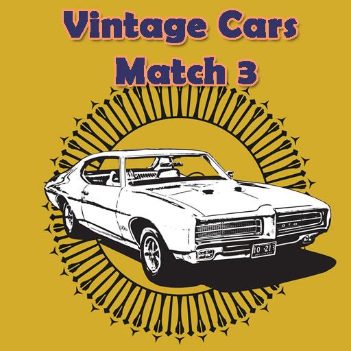free online Vintage Cars Match 3