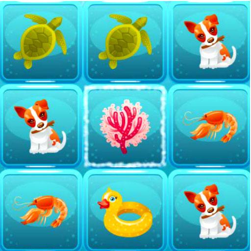 free online Sea Travel Match 3