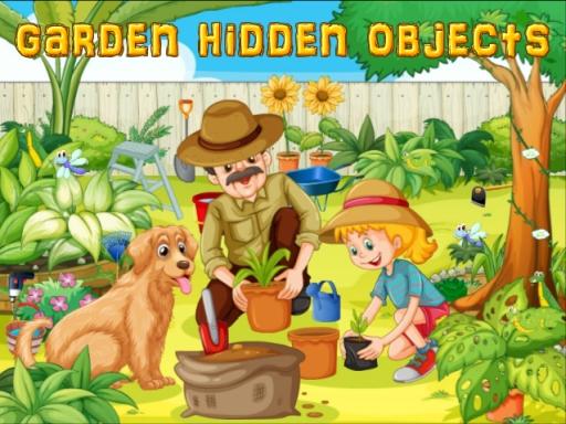 free online Garden Hidden Objects