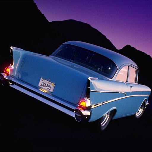 free online Antique Cars Puzzle 2