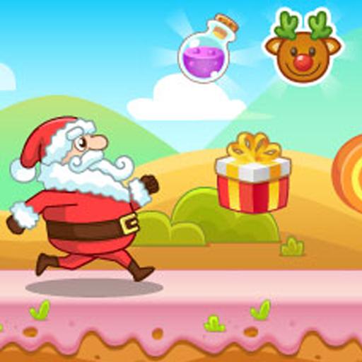Christmas Santa Claus Rush