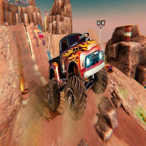 MONSTER Truck Racing : Offroad Driving Simulator