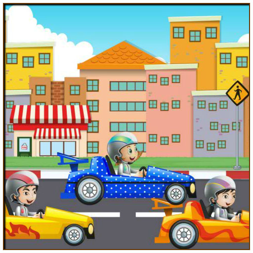 free online Racing Jigsaw Deluxe