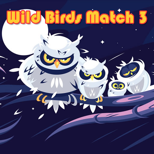 free online Wild Birds Match 3