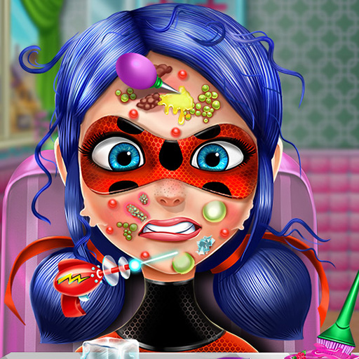 free online Dotted Girl Skin Doctor