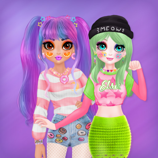 free online Princess eGirl vs softGirl