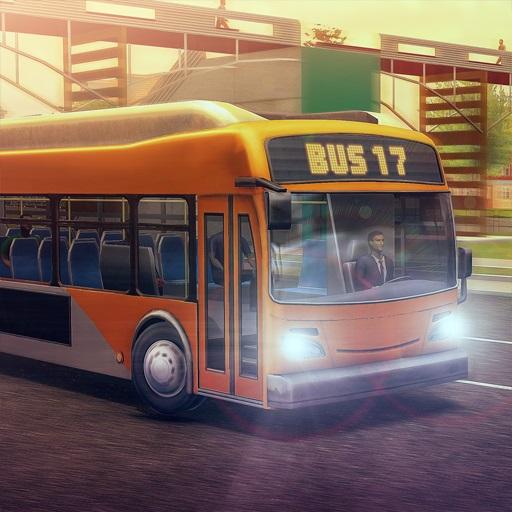 City Coach Bus Simulator : Modern Bus Driver 2019